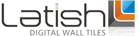 LATISH DIGITAL WALL TILES